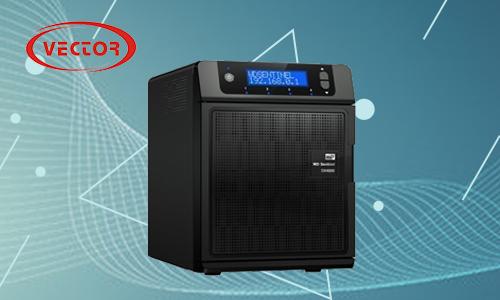 WD网络存储服务器