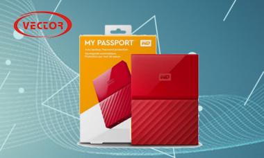 西部数据 My Passport